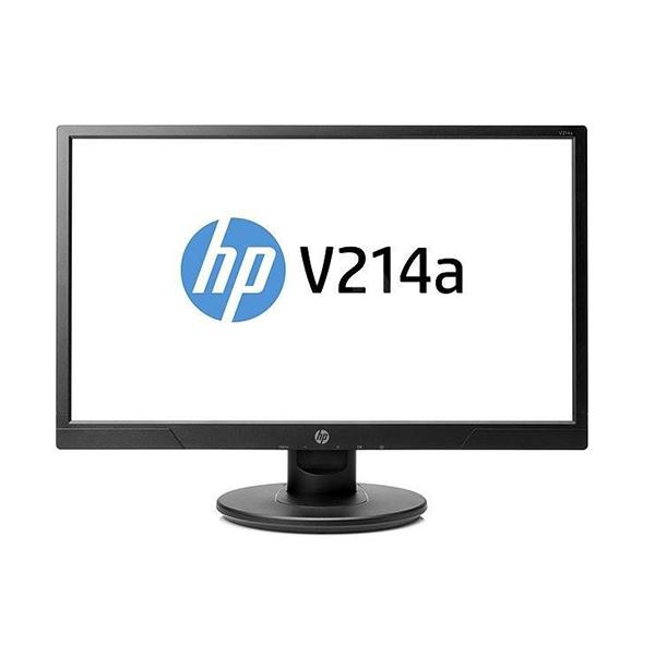 "HP Monitor 21 Inch V214a 20.7"""