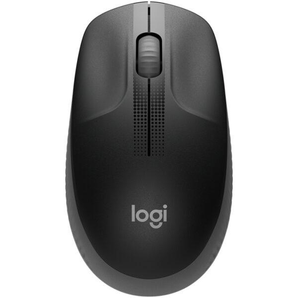 Logitech Wireless Mouse M190 Full size - Charcoal