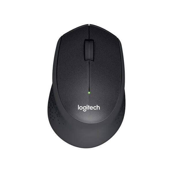 Logitech Wireless Mouse M330 - Black