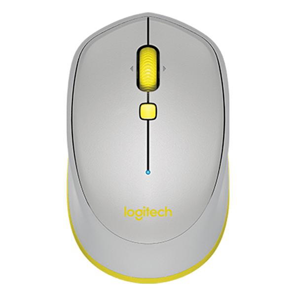 Logitech Bluetooth Wireless Mouse M535 - Grey
