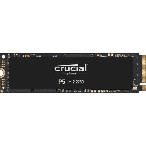 Crucial 500GB Internal SSD P2 PCIe M.2 2280