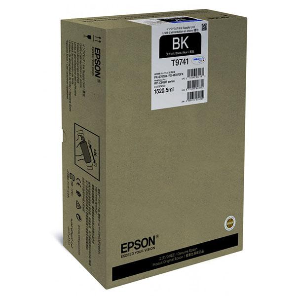 Epson Workforce Black XXL Ink Cartridge WF-C869R Series