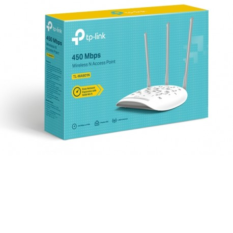 TP-Link TL-WA901ND Wireless N Access Point 450Mbps