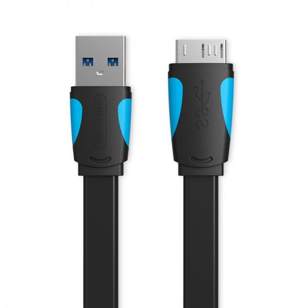 USB 3.0 to Micro USB 0.5 Meter Cable Male to Male Vention
