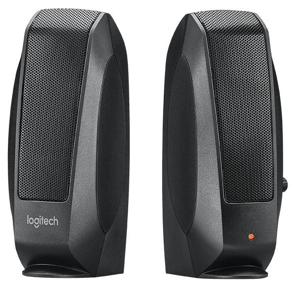Logitech Speaker S120 Black (2.0)
